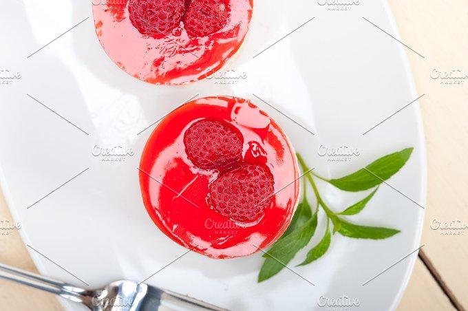 raspberry mousse dessert cake 014.jpg - Food & Drink
