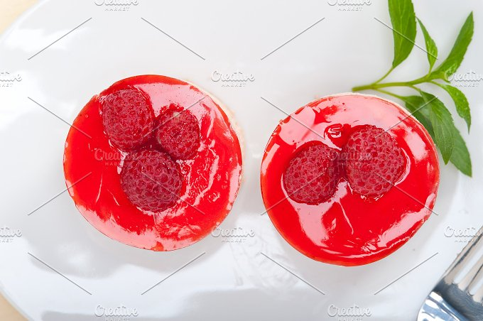 raspberry mousse dessert cake 016.jpg - Food & Drink