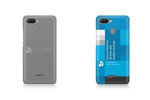 Xiaomi Redmi 6 3d IMD Case Mockup