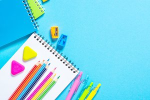 School and office supplies or