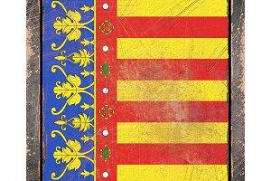Old Valencian Community flag