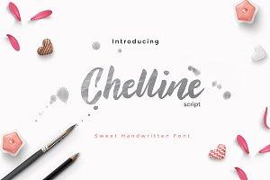 Chelline Script