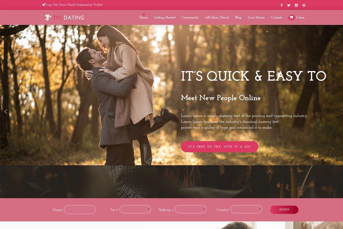 Hvad er den største dating site online