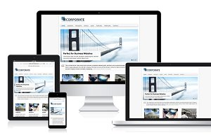MH Corporate – Business WP Theme