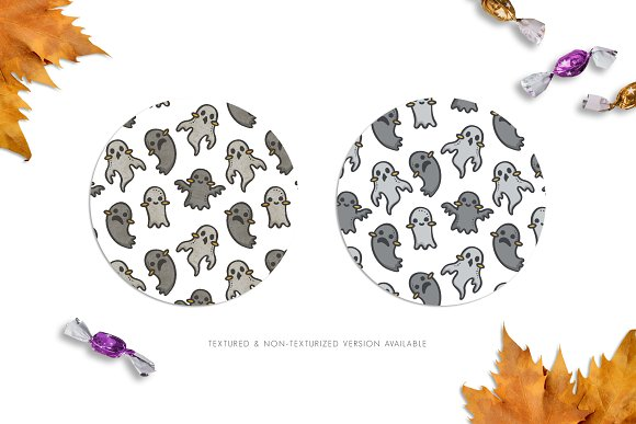 Pattern Pack - Cute Halloween Party in Patterns - product preview 1