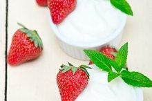 Greek organic yogurt and  strawberries 018.jpg