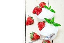 Greek organic yogurt and  strawberries 020.jpg