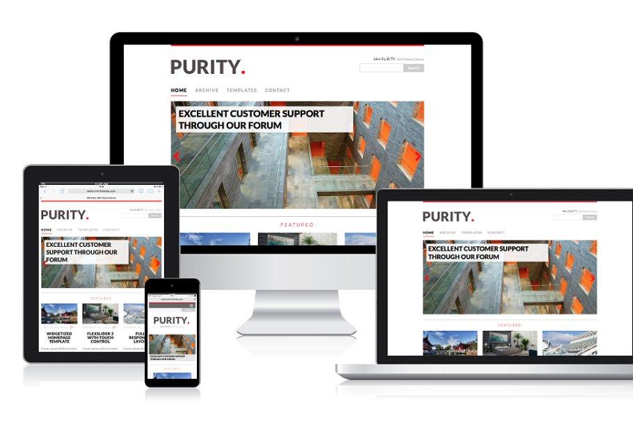 MH Elegance WordPress Theme ~ WordPress Business Themes ~ Creative