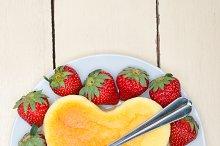 heart shape cheesecake and strawberries 013.jpg
