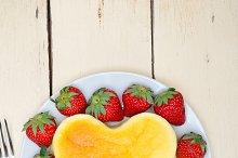 heart shape cheesecake and strawberries 022.jpg