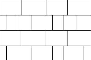 Cinder block seamless texture