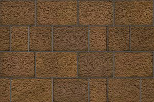 Cinder block seamless texture map