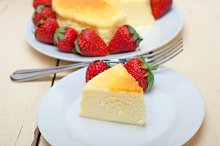 heart shape cheesecake and strawberries 029.jpg