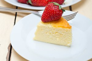 heart shape cheesecake and strawberries 030.jpg