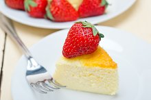 heart shape cheesecake and strawberries 037.jpg