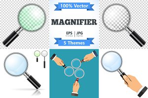 Magnifying Glass Loupe