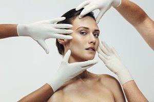Skin care and aesthetic medical