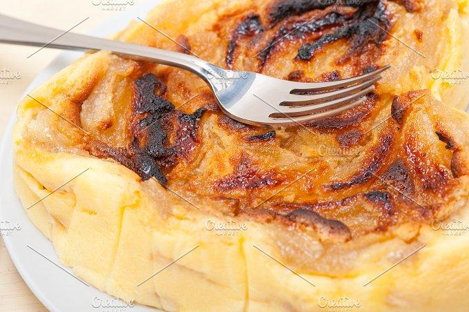 pears pie cake 011.jpg - Food & Drink