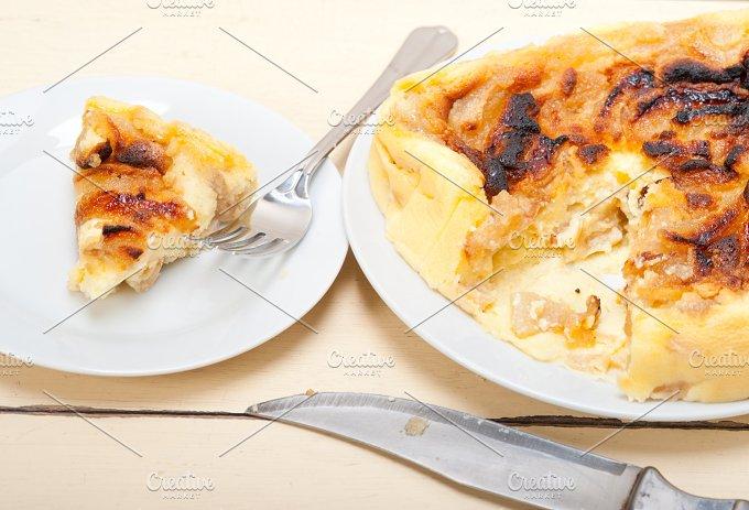 pears pie cake 017.jpg - Food & Drink