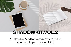 NATURAL LIGHTING SHADOW KIT VOL. 2