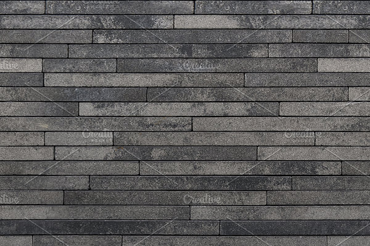 Strip Stone Wall Cladding Texture Custom Designed