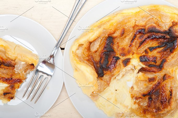 pears pie cake 025.jpg - Food & Drink