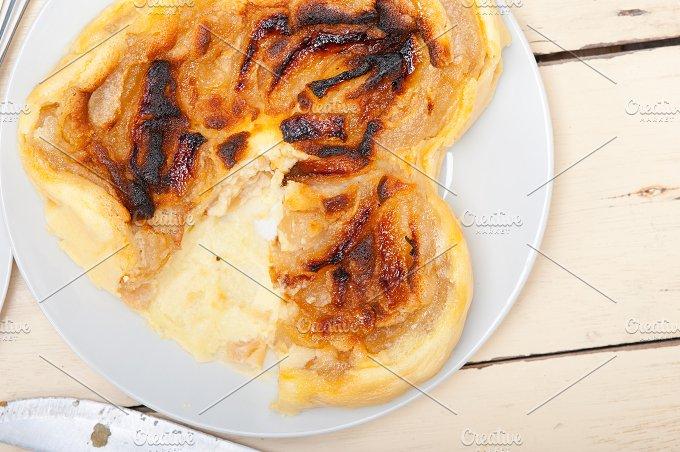pears pie cake 024.jpg - Food & Drink