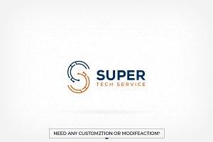 S Tech Logo