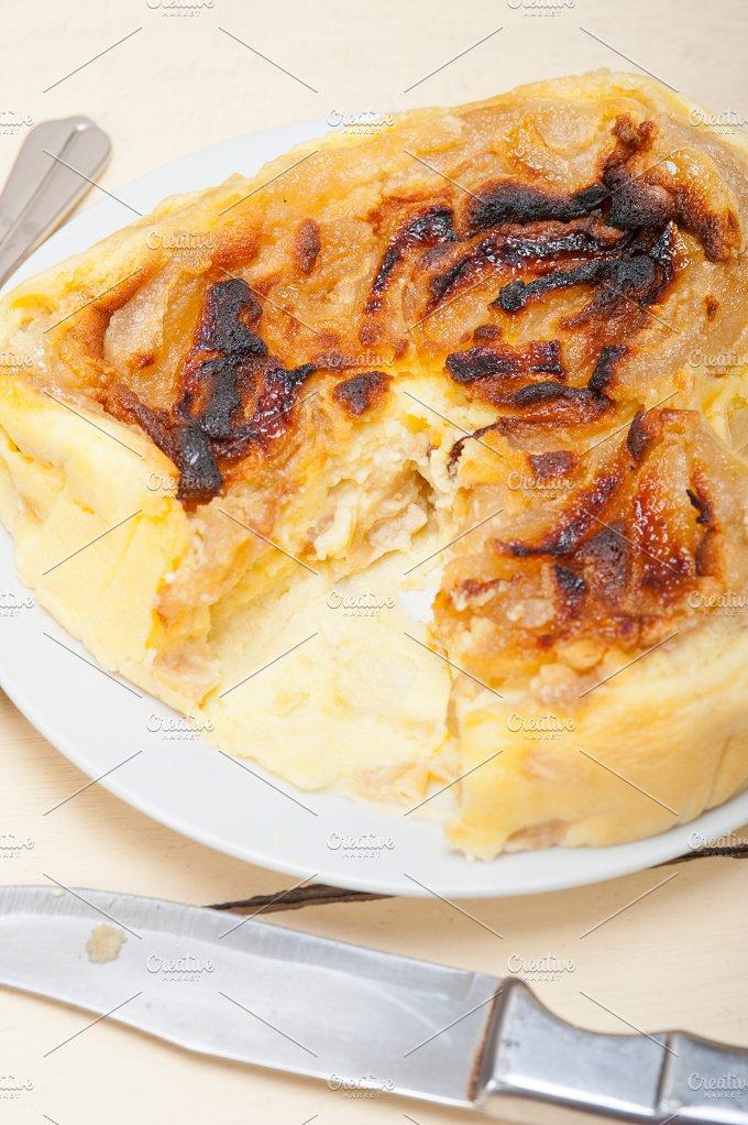 pears pie cake 040.jpg - Food & Drink