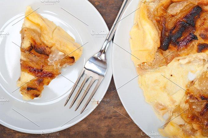 pears pie cake 046.jpg - Food & Drink