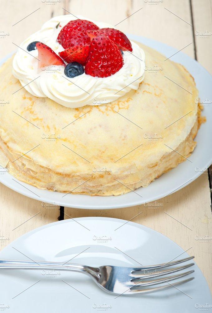 pancake dessert cake 011.jpg - Food & Drink