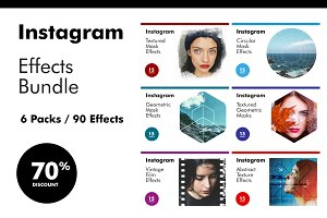Instagram Effects Bundle - 70% OFF