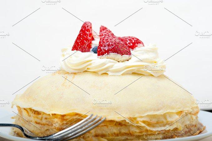 pancake dessert cake 015.jpg - Food & Drink