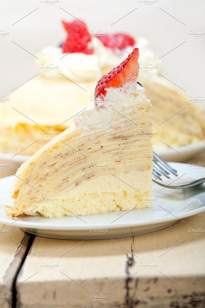 pancake dessert cake 024.jpg - Food & Drink