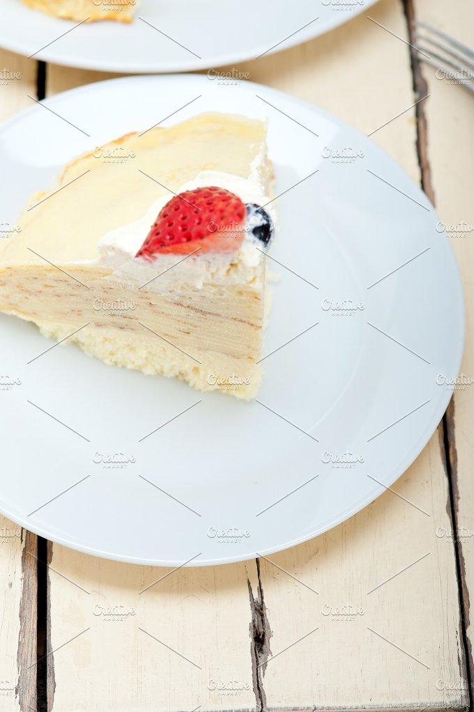 pancake dessert cake 027.jpg - Food & Drink