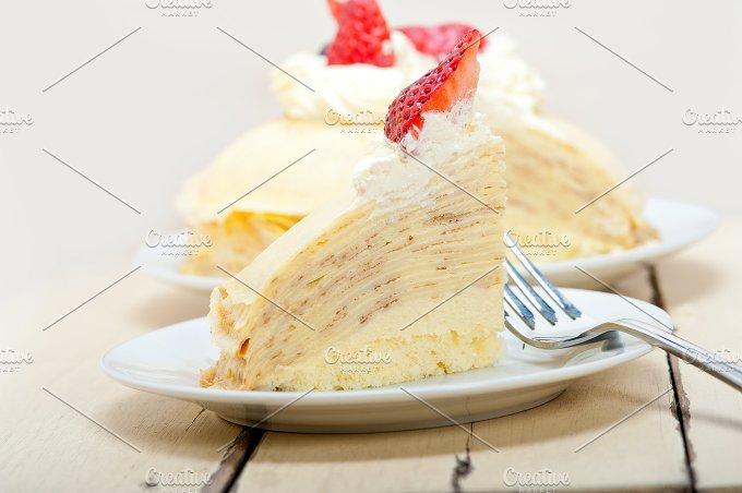 pancake dessert cake 030.jpg - Food & Drink