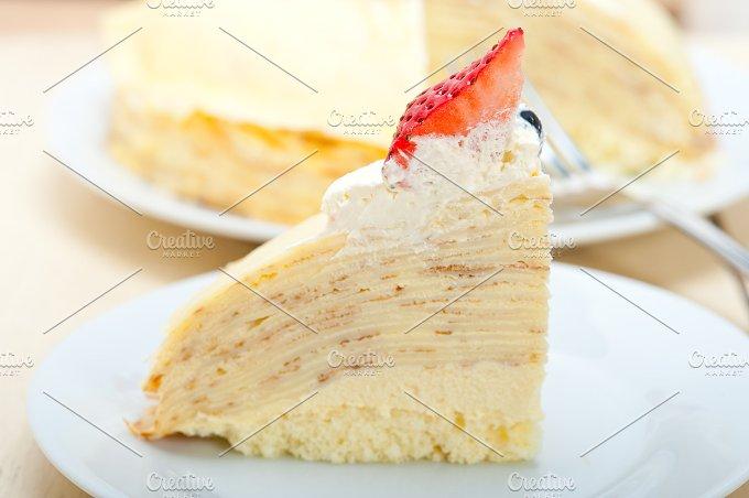 pancake dessert cake 038.jpg - Food & Drink