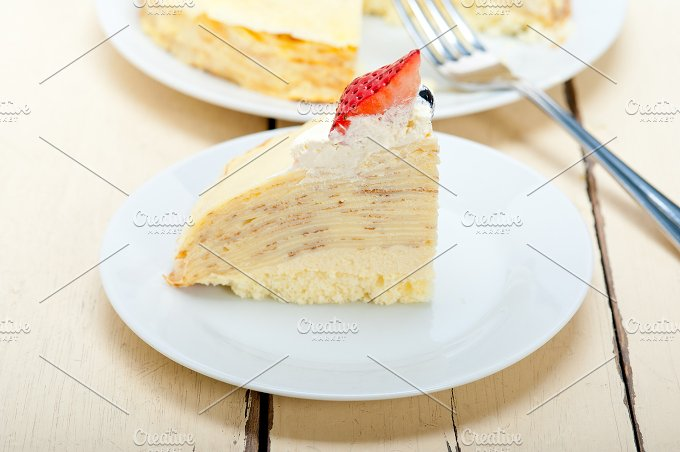 pancake dessert cake 040.jpg - Food & Drink
