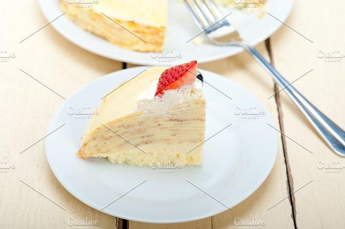 pancake dessert cake 041.jpg - Food & Drink
