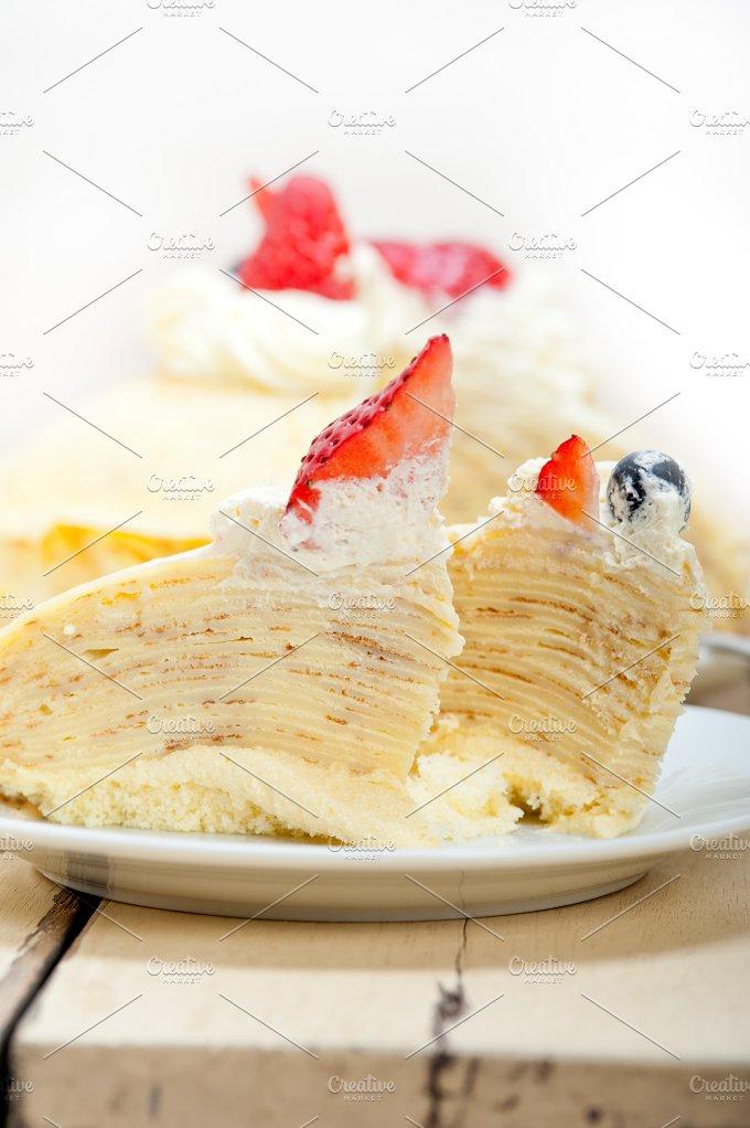 pancake dessert cake 045.jpg - Food & Drink