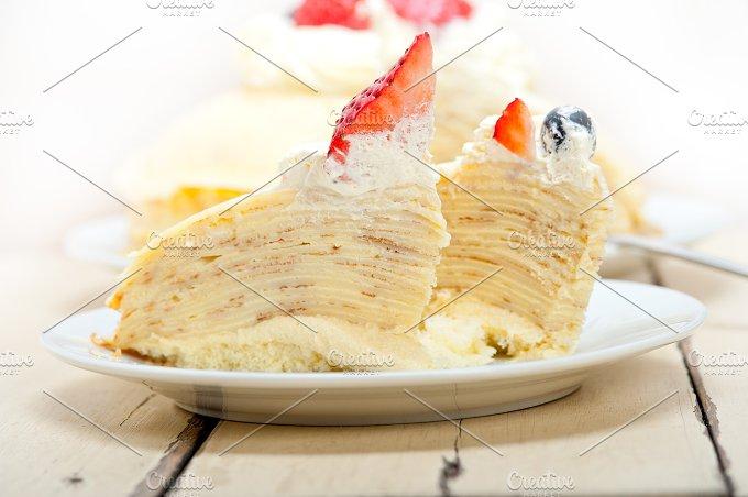 pancake dessert cake 046.jpg - Food & Drink