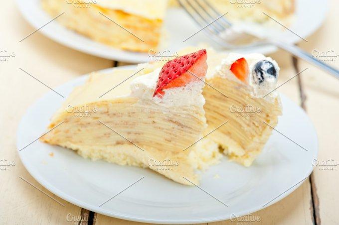 pancake dessert cake 047.jpg - Food & Drink