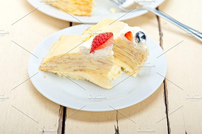 pancake dessert cake 048.jpg - Food & Drink