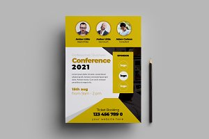 Conference Business Flyer