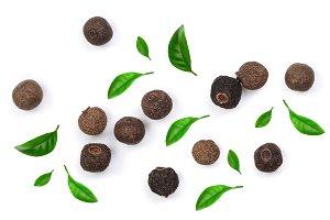 Allspices or Jamaica pepper