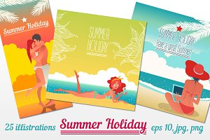 Summer Holiday Big Set