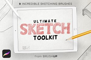 ULTIMATE Sketch Toolkit