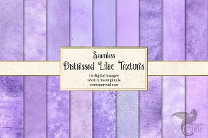 Distressed Lilac Textures