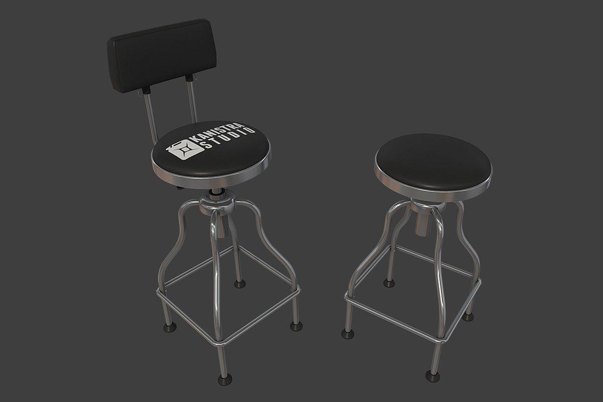 Awe Inspiring Garage Bar Stool Furniture Models Creative Market Ncnpc Chair Design For Home Ncnpcorg