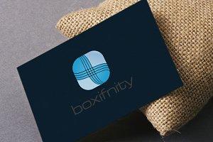 Box infinity logo